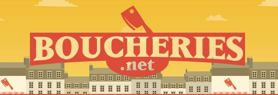 Logo Boucher boucherie net